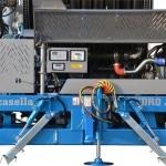 Дождевальные машины Casella PLLSMP 4R
